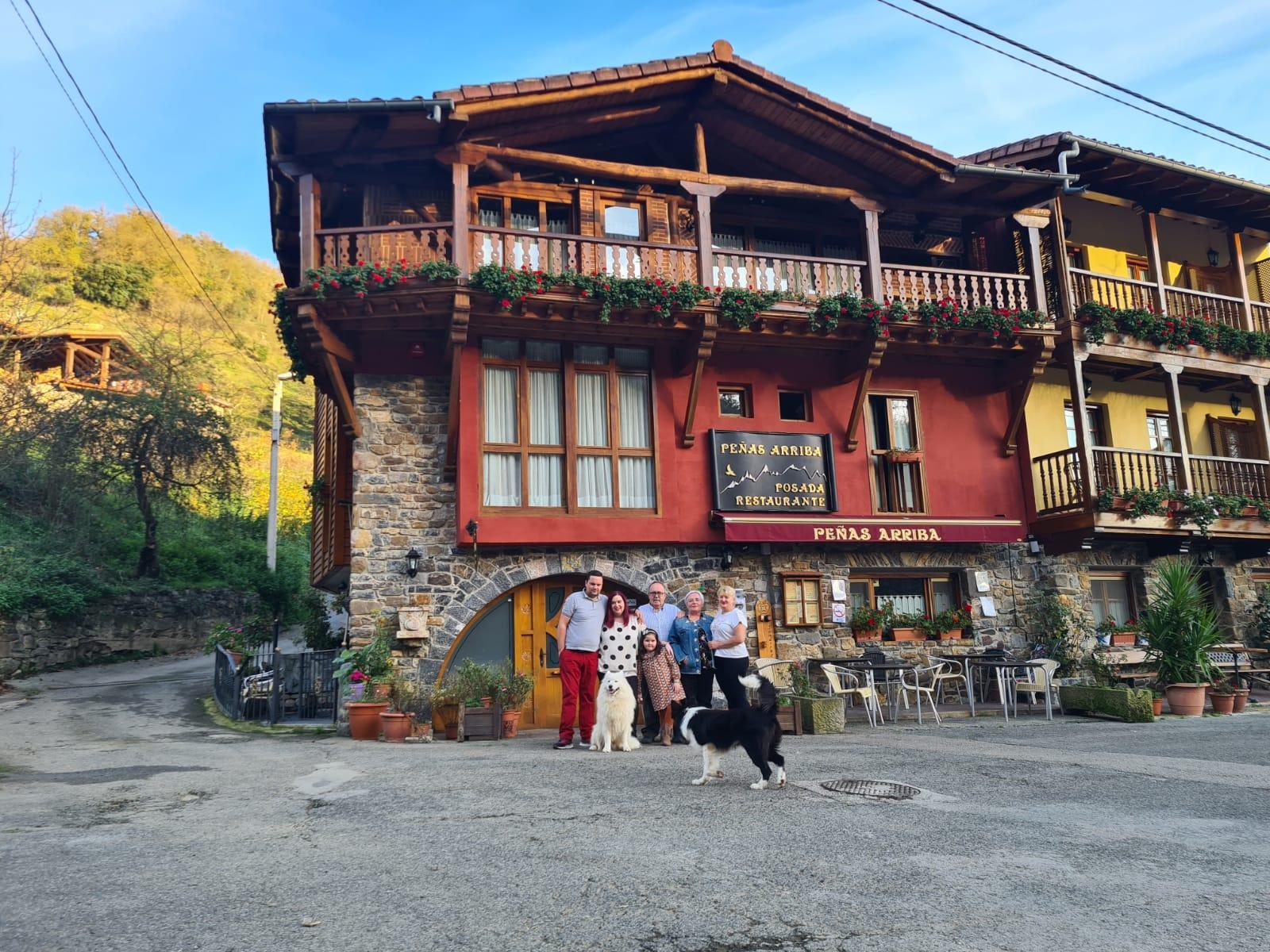 hotel rural picos europa familia penas 7